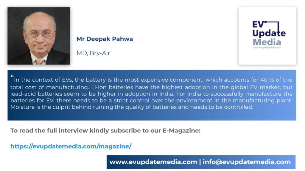 Mr. Deepak Pahwa-MD, Bry-Air