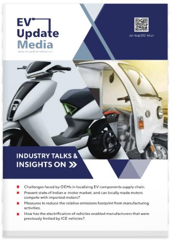 EV Update Media July-Aug 2021 issue (Theme-EV 2W & 3W)