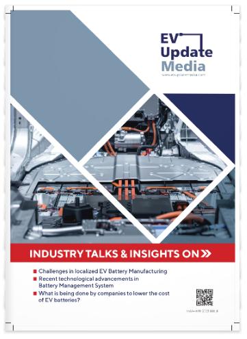 EV Update Media Mar-Apr 2021 issue (Theme-Battery tech)