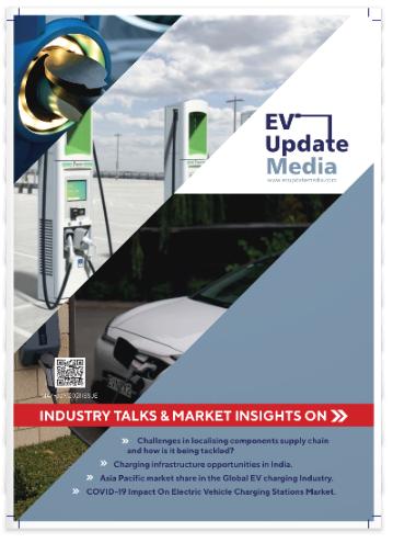 EV Update Media May-June 2021 issue (Theme-EV Charging)